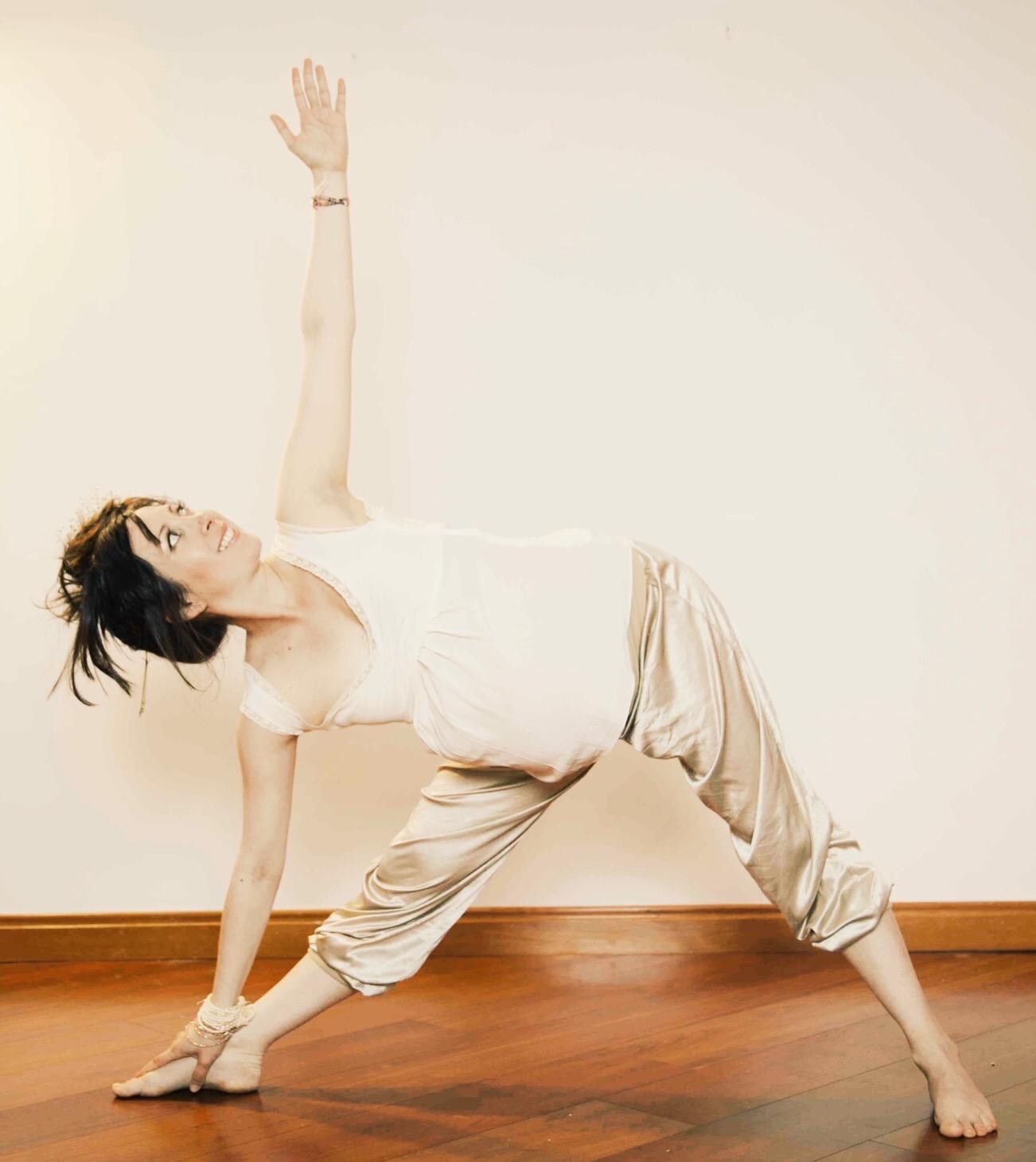 5 ventajas de hacer yoga durante el embarazo