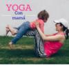 Un poco de yoga con mi hija