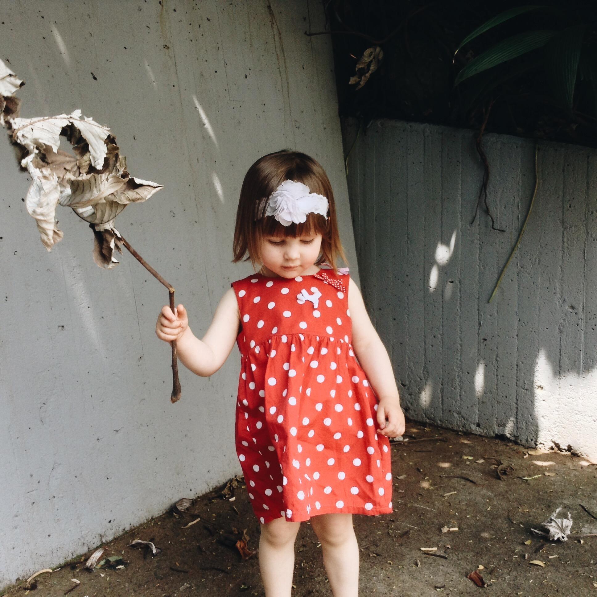 Mi hija, mi pequeña gurú