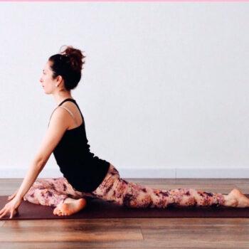 3 posturas de yoga