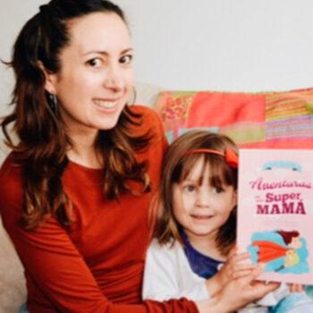 «Aventuras de una super mamá» ya está en librerías