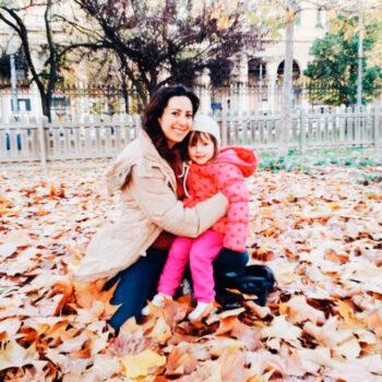 Mamá y Aurora