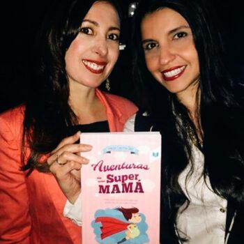 Lanzamiento de»Aventuras de una super mamá»