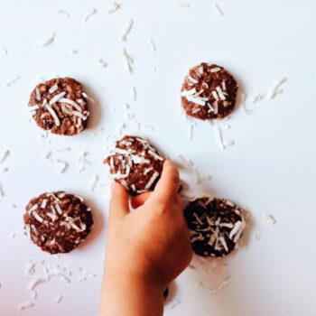 Deliciosas galletas a base de cacao