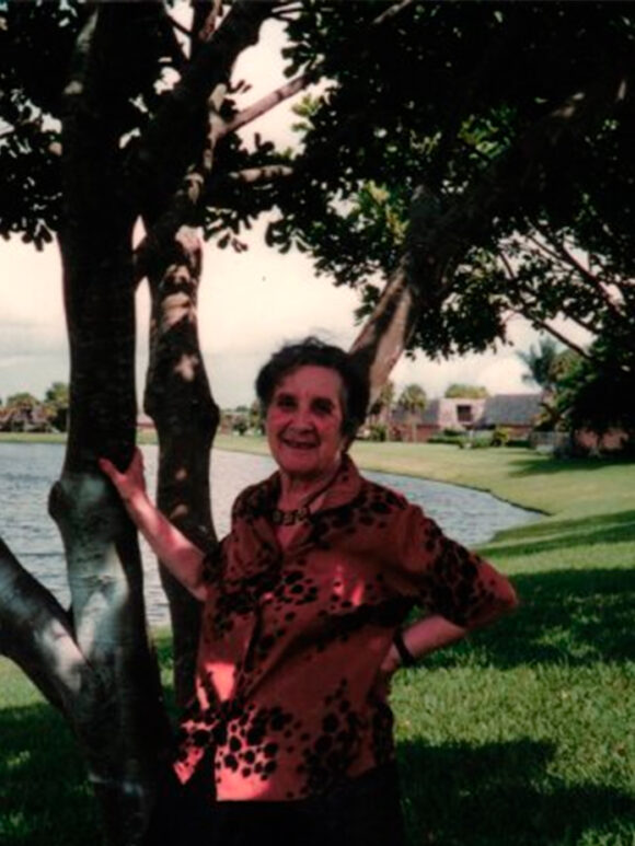 Mi nonna