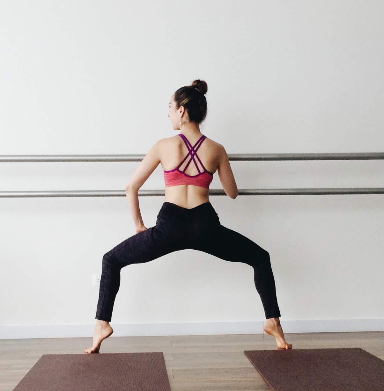 Clases de Yoga barre