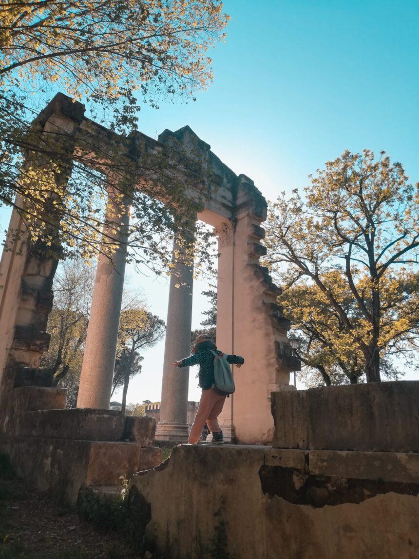 Top 5  de cosas que me gustan de Roma